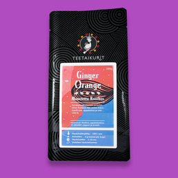 Rooibos Ginger-Orange