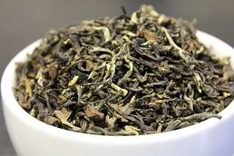 White Downy Oolong Luomu