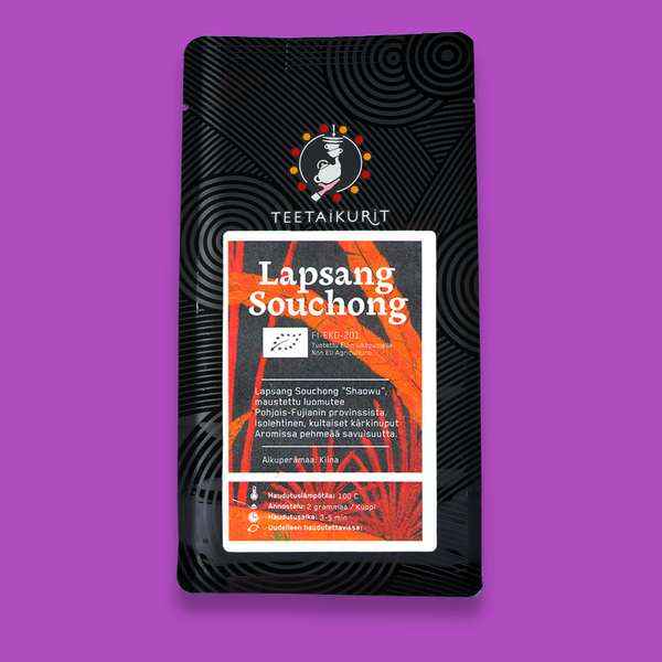 Lapsang Souchong Luomu